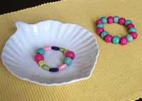 pattern bead bracelet