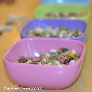 sorting-beans