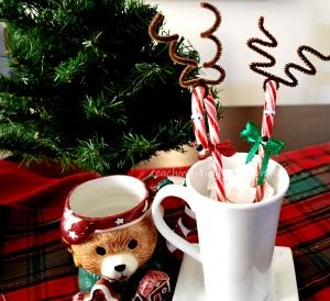 candycane reindeer