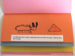 caterpillar book