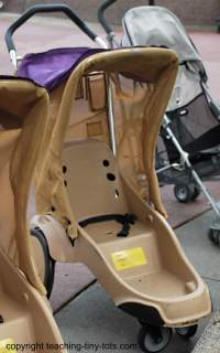 disney world stroller front