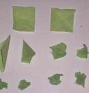 easter tree leaves