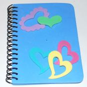 foam notebook