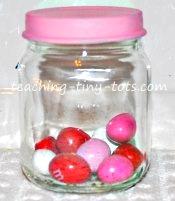math guessing jar