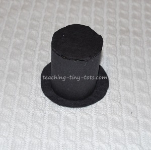 lincoln stovepipe hat