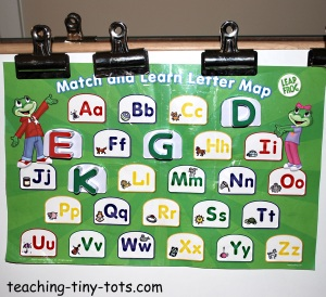 magnetic letters for easel