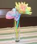 thumbnail coffee filter flower pencil