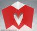 thumbnail heart card