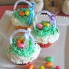 thumbnail easter basket cupcake