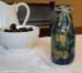 thumbnail marbled tissue vase