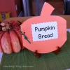 pumpkin bread book