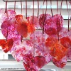 thumbnail stained glass heart mobile