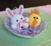 thumbnail styrofoam bunny and chick