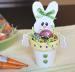 thumbnail terra cotta bunny treat holder