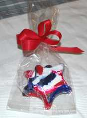rainbow crayons goody bag favor