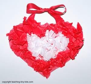 tissue heart
