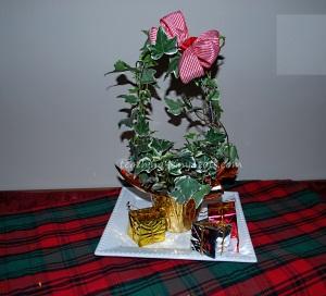 christmas topiary