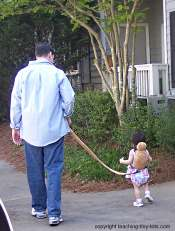 toddler leash
