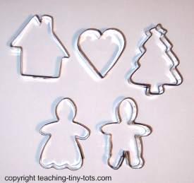 cinnamon cookie cutters