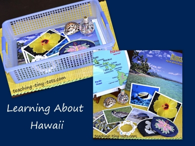 learning about Hawaii