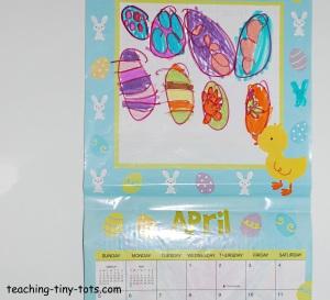 make it yourself calendar