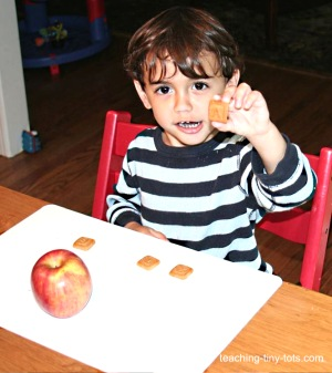 letter cookies beginning sounds