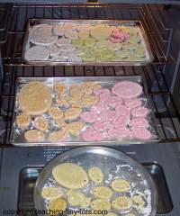 salt dough baking
