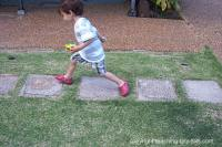 counting stepping stones