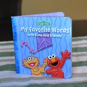 Mini Board Books for Party Favors
