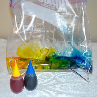 Mixing Colors