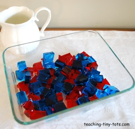 broken glass jello step 3