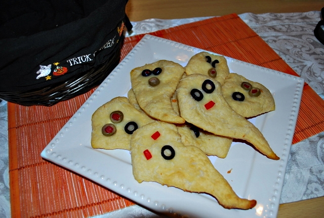 Cheesy Ghosts from Pillsbury