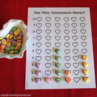 Toddler Math: Identify Colors, Sort, Graph and Count Conversation ...
