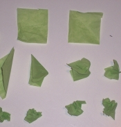 how to make leaves for your tree