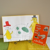 green eggs and ham activity