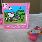 Hello Kittly Puzzle Party Favor