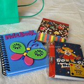 Notebooks for Party Favors