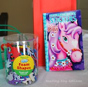 Stickers and Sticker books for Party Favors