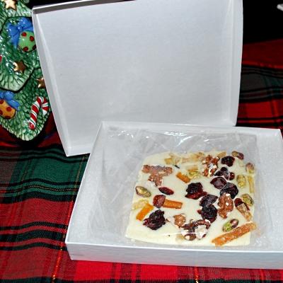 Chocolate Bark Gift Idea