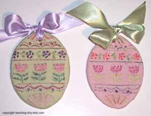 Hartstone Molds to use for Easter Salt dough ornaments