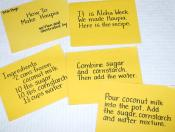 Print our free recipe cards for the classroom.