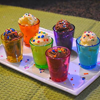 How to make ice cream.
