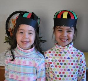 make a kufi hat