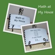 math at my home take home book