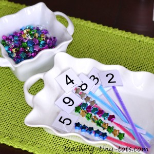 number-beads