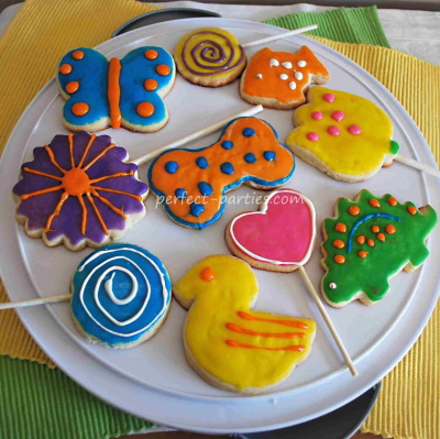 Royal Icing recipe for Sugar Cookies