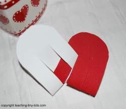 Swedish Heart step 2
