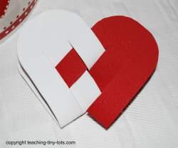 Swedish Heart Step 3