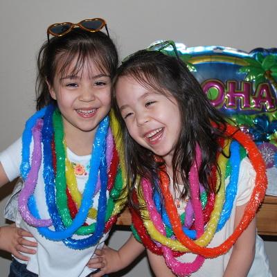Activities for Aloha Week