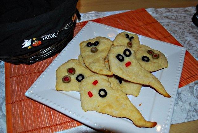 Cheesy Ghosts from Pillsbury